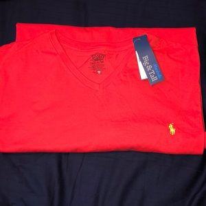 Men 4XB polo shirt short sleeve
